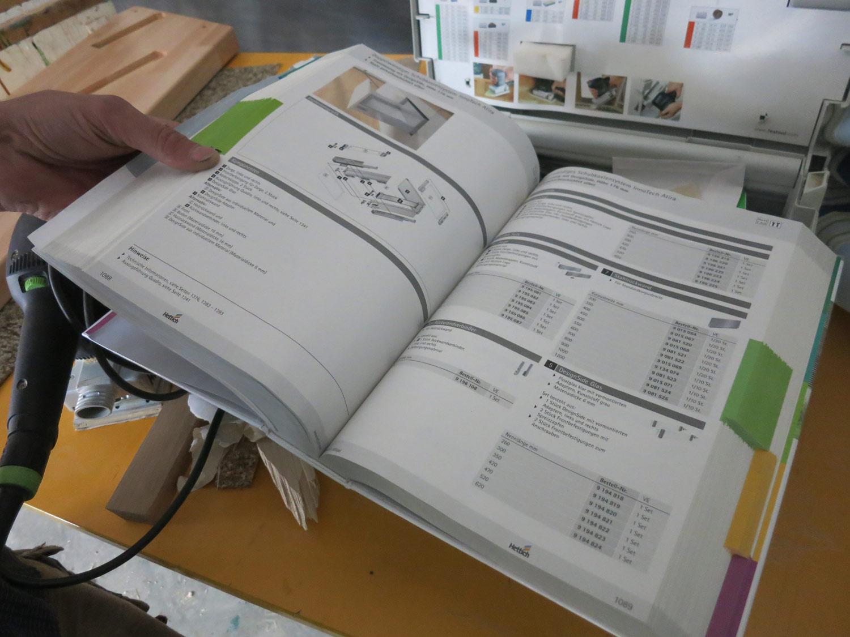 Nachschlagewerk und Ideenlieferant: Ein Fachbuch für Planung und Konstruktion.